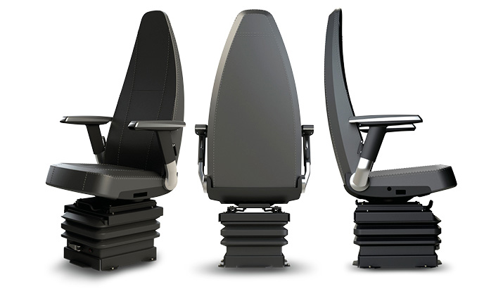 Suspension Seats - Crown Marine Boat Seats